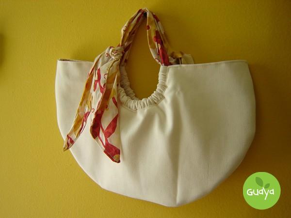 Bolsa De Praia Em Tecido Passo A Passo : Diy bolsas sacolas e ecobags a craft