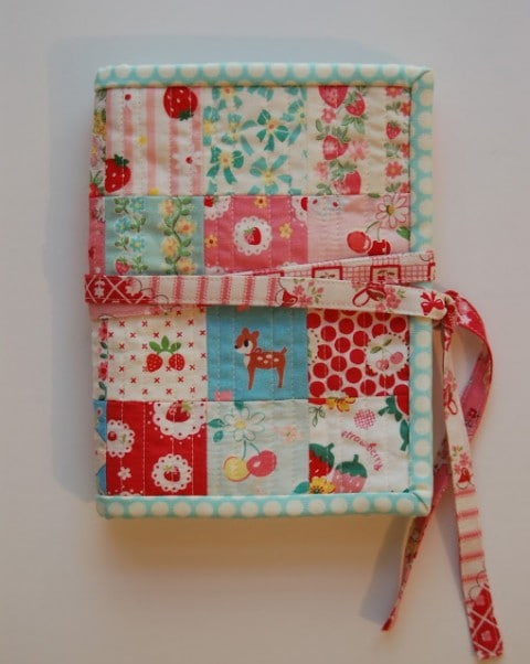 Craft Sewing Note Tablet Cover