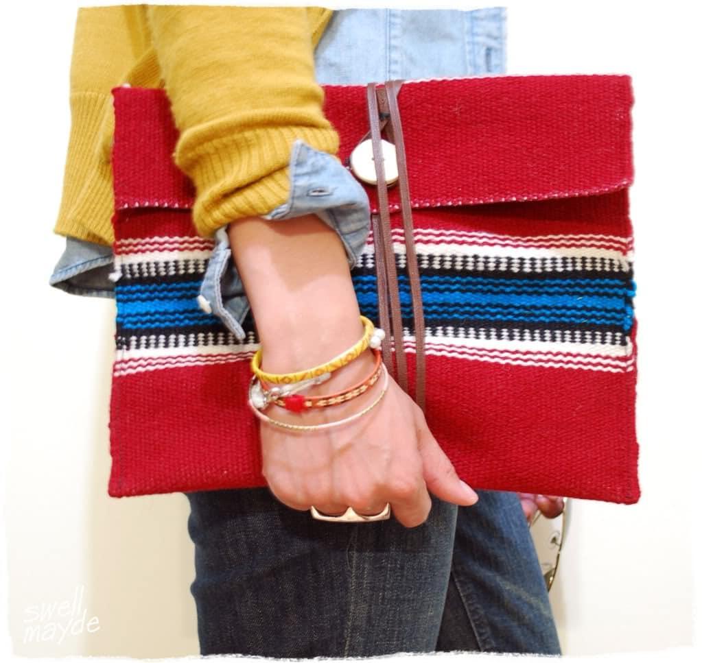 Bolsa De Mão Clutch Passo A Passo : Passo a passos de necessaires e clutches craft