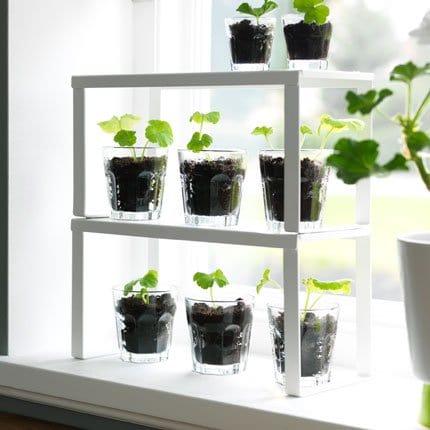 mini horta a craft. Black Bedroom Furniture Sets. Home Design Ideas
