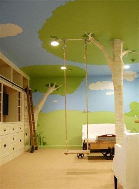 Quartos criativos crianças a craft (12)