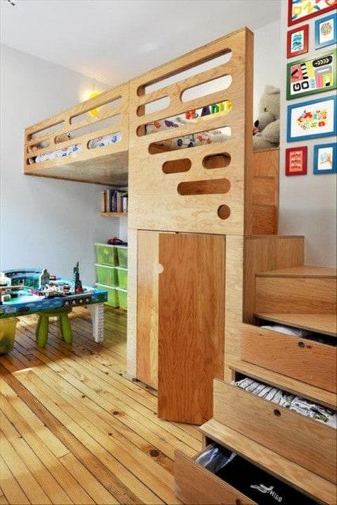 Quartos criativos crianças a craft (13)