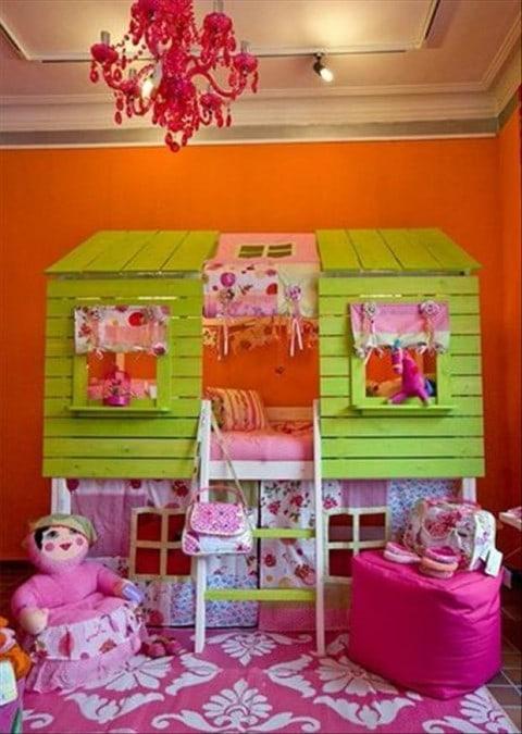 Quartos criativos crianças a craft (3)