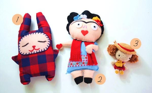bonecas-tecido-costura-croche-presente-criativo-boneca-artesanato