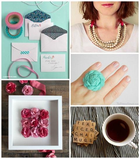 10 DIYs presentes criativos para o Dia das Mães 1