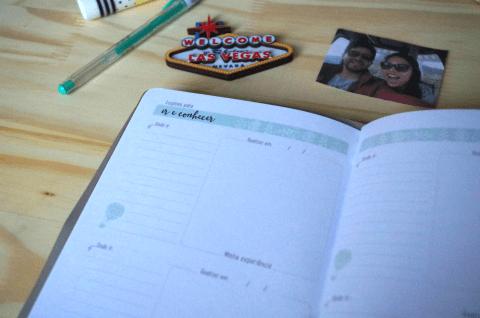 Caderno faça acontecer - Novidade! 3