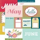 Journaling cards - Through the year Echo Park 0
