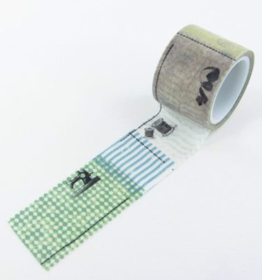 Washi tape - Retalhos e costura