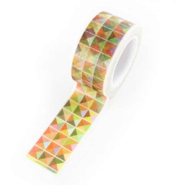 Washi tape - Geometrica