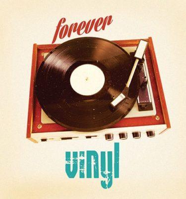 Tecido adesivo - Quadro -Forever vinyl (20 x 20cm)