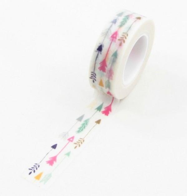 Washi tape - Flexas coloridas