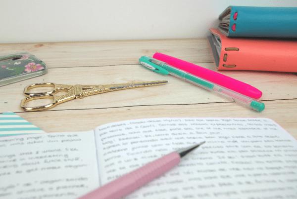 Como criar um bullet journal2