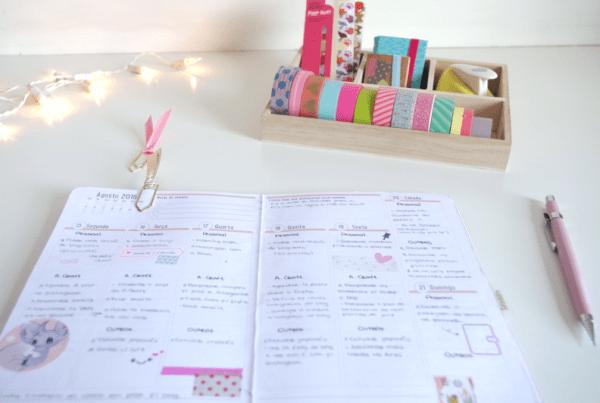 Como usar o planner para se organizar