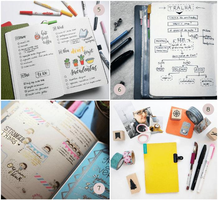 12 Perfis de Instagram de planner que você precisa conhecer 3