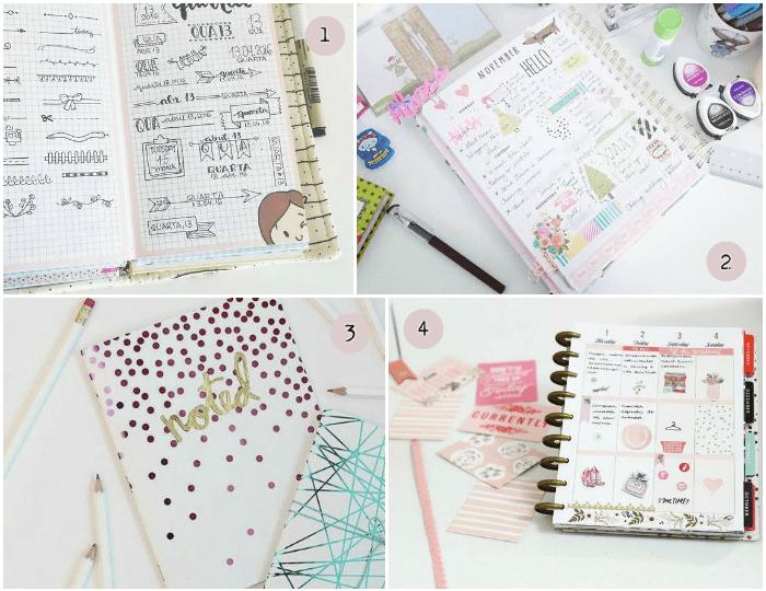 12 Perfis de Instagram de planner que você precisa conhecer 2