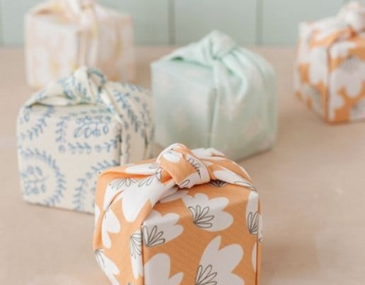 embalagem de natal