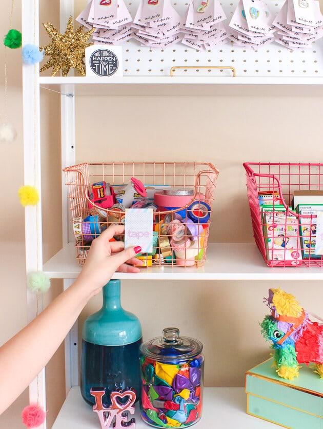 Volta às aulas dicas de organização DIY (1)