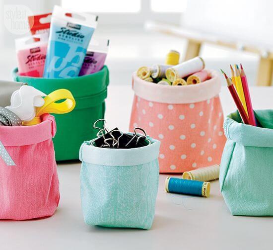 Volta às aulas dicas de organização DIY (2)