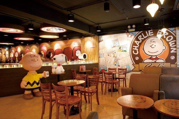 5 cafés temáticos muito fofos pelo mundo!5