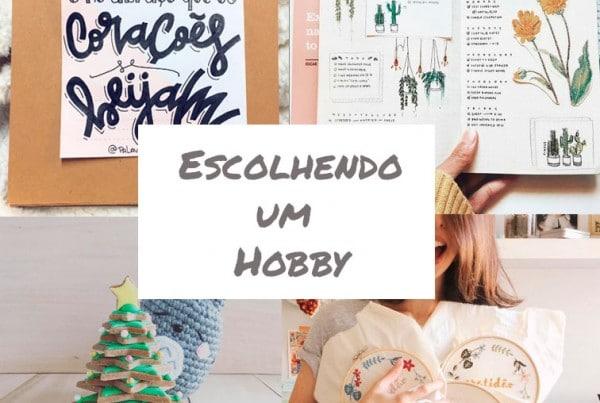 Como escolher um hobby
