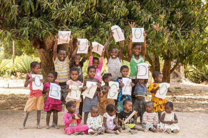 Caderninhos para mudar o mundo. Parceria com a ONG Reviva 3