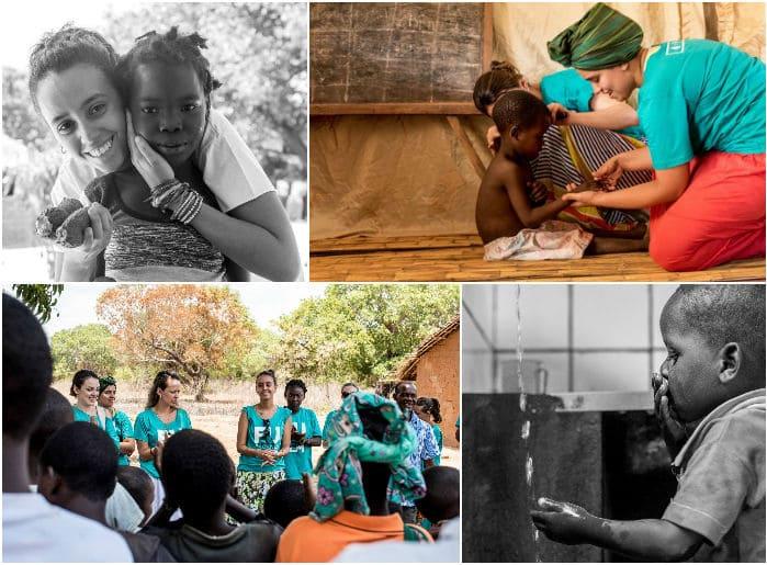 Caderninhos para mudar o mundo. Parceria com a ONG Reviva 2