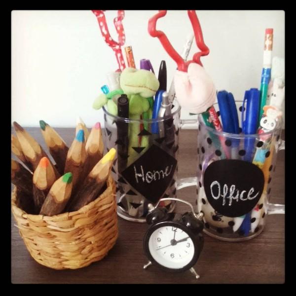 7 dicas de decoração para a mesa do escritório 5