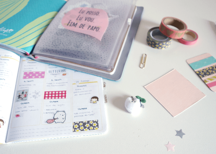 Como organizar a lista de tarefas com o planner