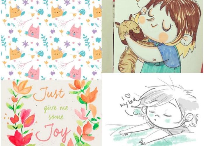7 ilustradoras maravilhosas para seguir 8