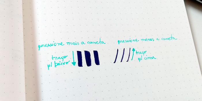 Brush Lettering - Dicas de como fazer e freebie grátis para treinar 5