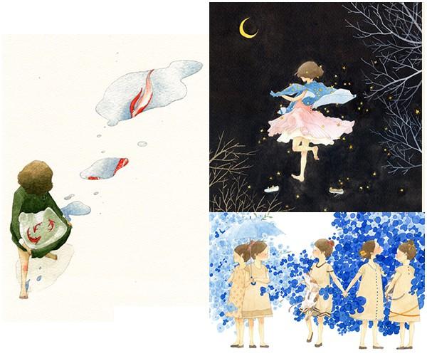 7 ilustradoras maravilhosas para seguir 3
