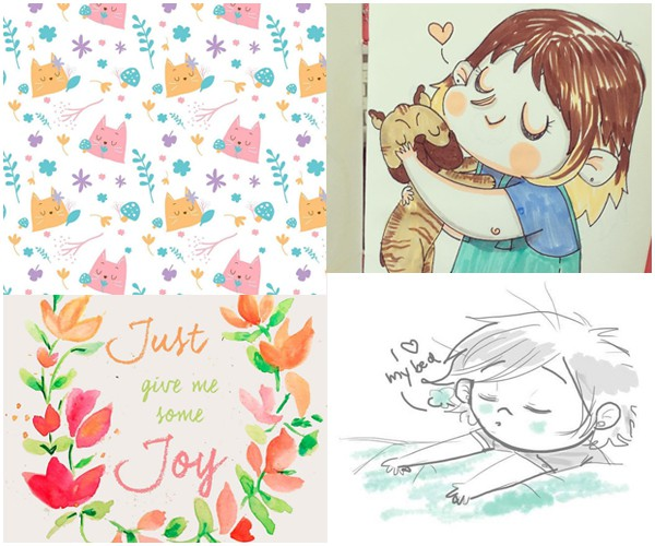 7 ilustradoras maravilhosas para seguir 2