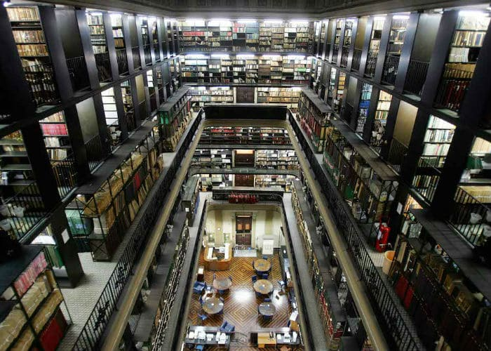 10 Bibliotecas incríveis ao redor do mundo