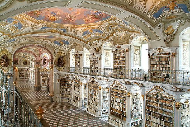 10 Bibliotecas incríveis ao redor do mundo 3