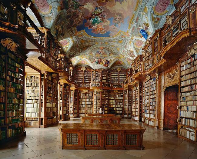 10 Bibliotecas incríveis ao redor do mundo 4