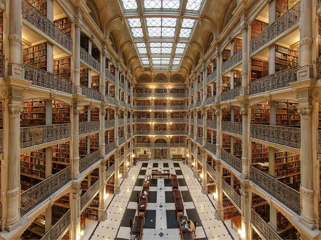 10 Bibliotecas incríveis ao redor do mundo 5