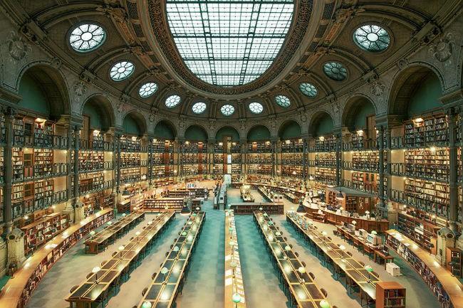 10 Bibliotecas incríveis ao redor do mundo 7