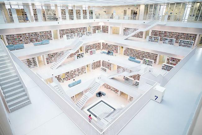 10 Bibliotecas incríveis ao redor do mundo 8