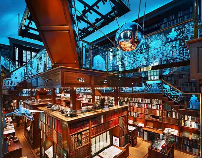 10 Bibliotecas incríveis ao redor do mundo 9