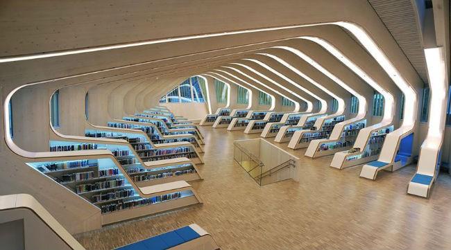 10 Bibliotecas incríveis ao redor do mundo 10