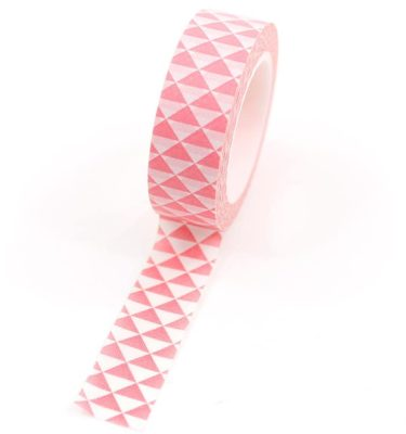 Washi-tape---Triângulos-rosa
