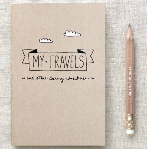 como fazer um diario de viagem travel journal (1)