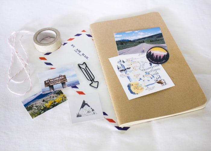 como fazer um diario de viagem travel journal (3)