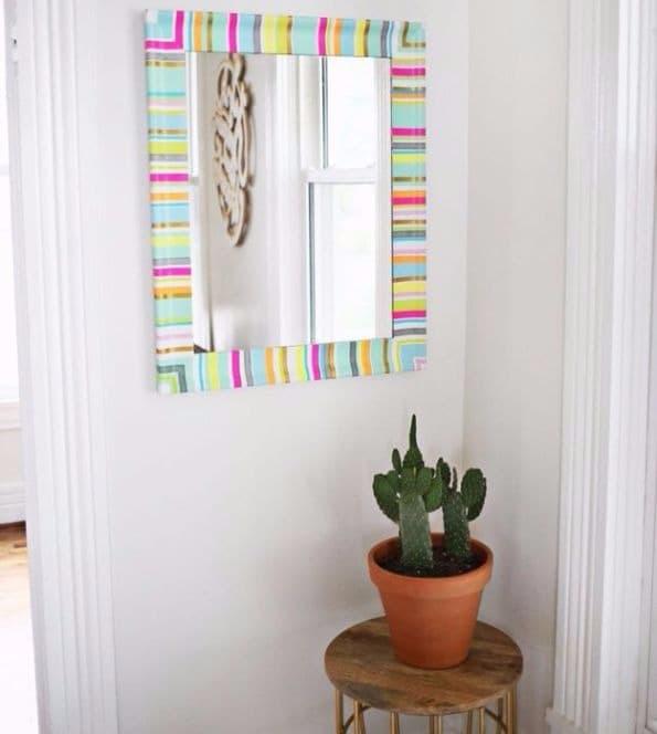 11 Ideias DIY de papelaria com washi tape para o volta às aulas 8