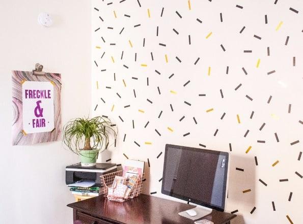 11 Ideias DIY de papelaria com washi tape para o volta às aulas 2