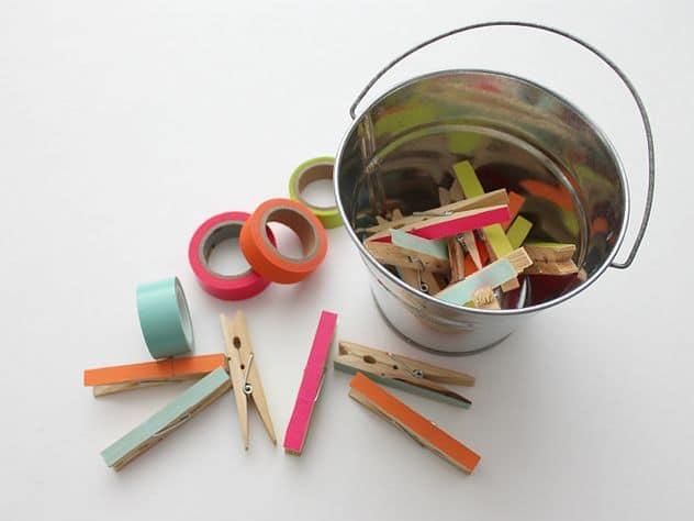 11 Ideias DIY de papelaria com washi tape para o volta às aulas 3