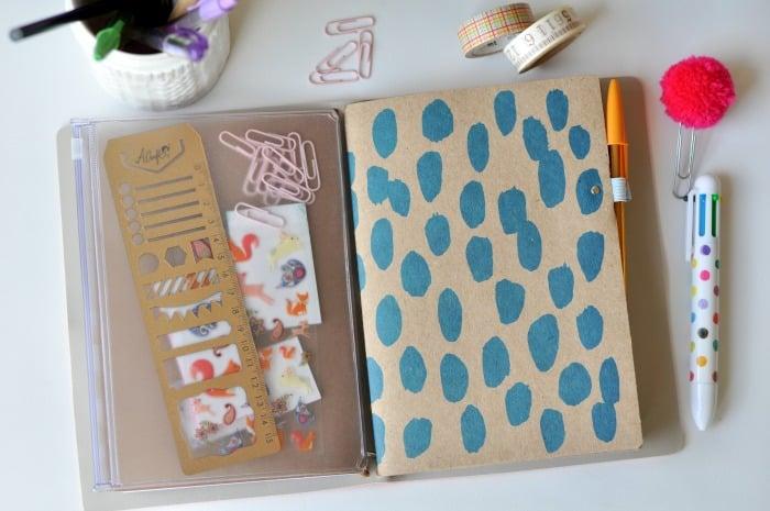 caderno fonte de criatividade