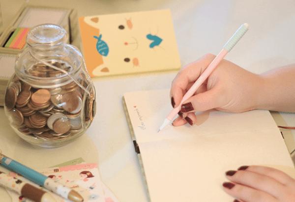 Como organizar suas finanças com o Bullet Journal
