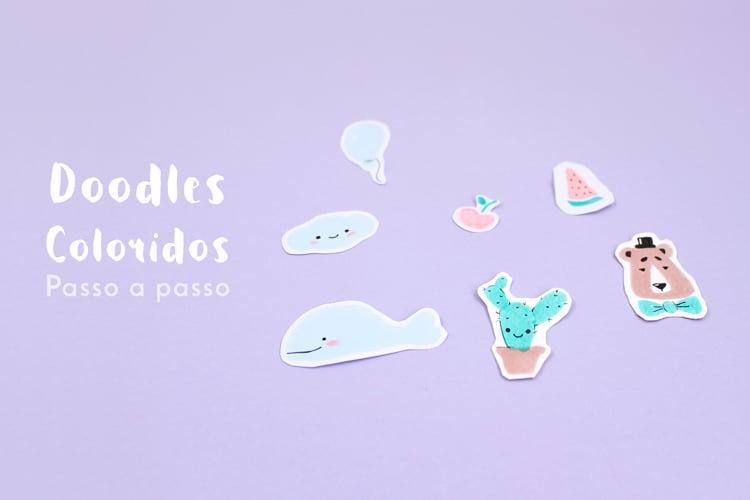 01-capa-doodles-coloridos-com-caneta-pincel