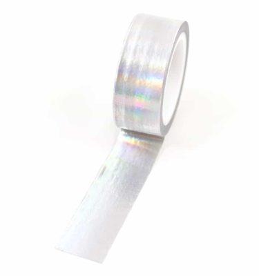 Washi-tape---Holográfica